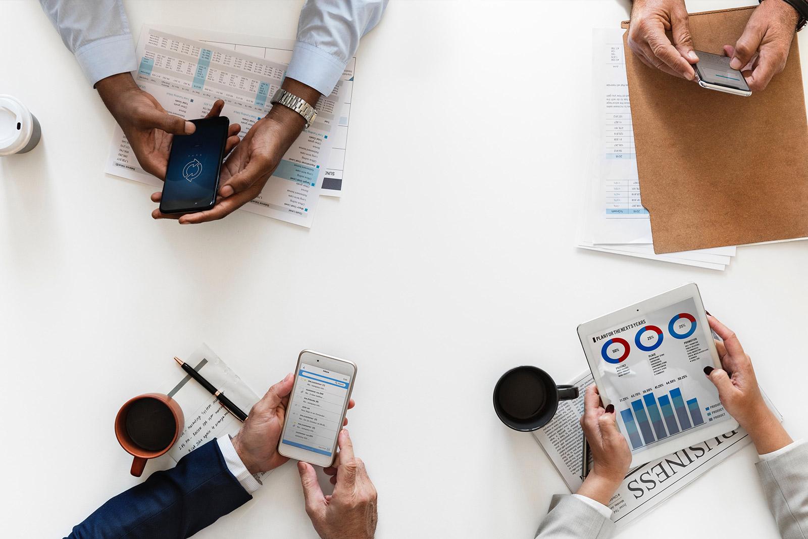 Carrière professionnelle : quelle utilisation de mes données personnelles ?
